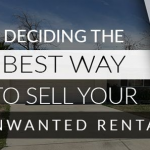 Sell a Rental