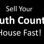 Sell House Fast South County